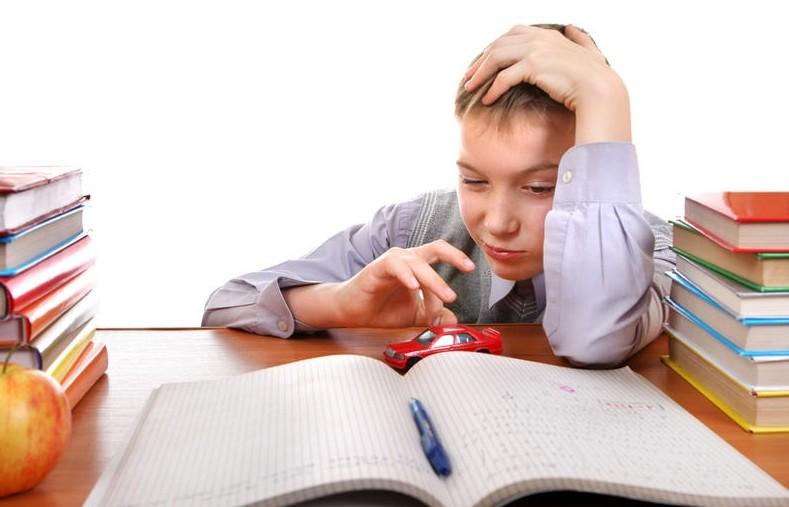 Как ребёнку полюбить учёбу