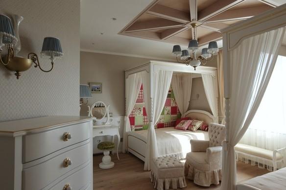 Спальная комната для школьника